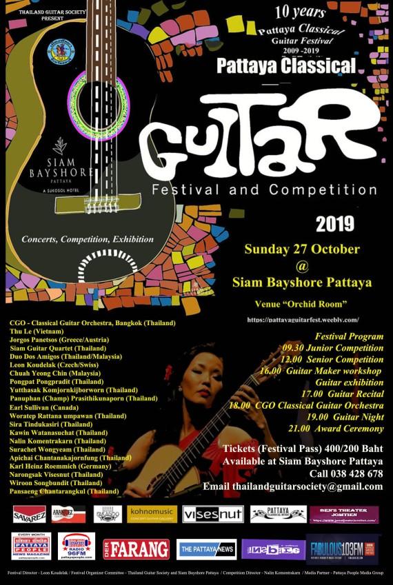 Pattaya Poster 2019